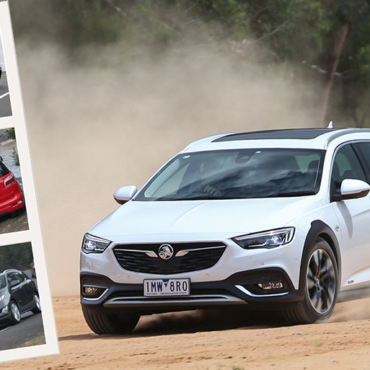 Behind the Scenes at Holden's SECRET Proving Ground – SUV Lovers Take Note!