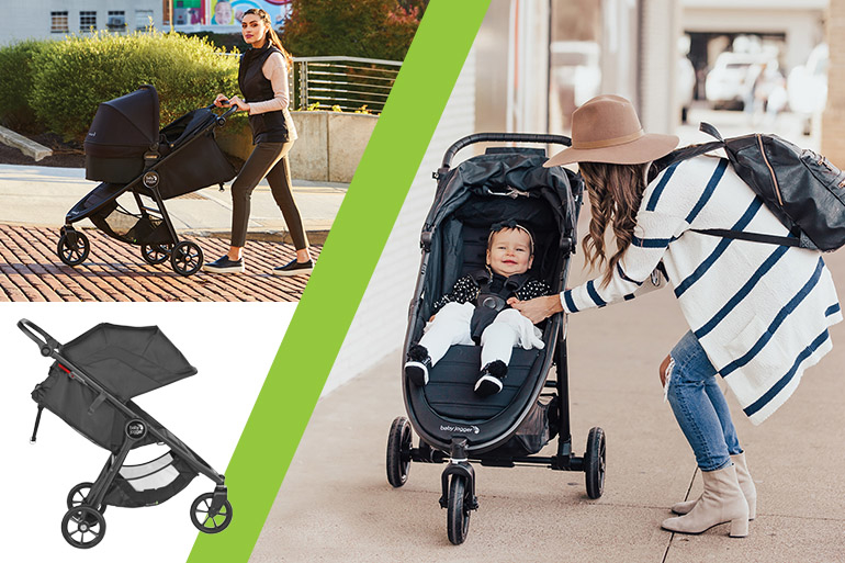 Baby Jogger Welcomes Two Fab New Models To The City Mini Family