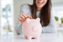 money saving tips, piggy bank