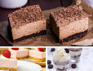 No-bake dessert ideas