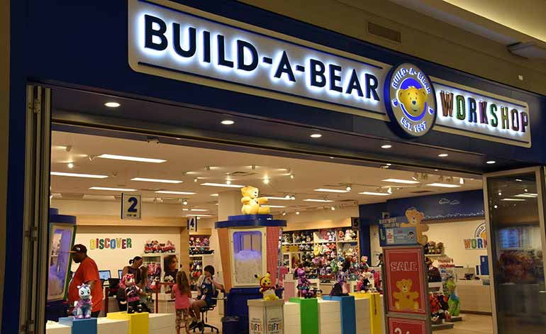 breaking build a bear australia is back with three stores. Black Bedroom Furniture Sets. Home Design Ideas