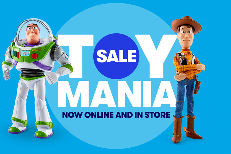 7298e81cc19 Hurray for the Big W Toy Mania Toy Sale. Shop the Best Toys of 2019 at a  Discount