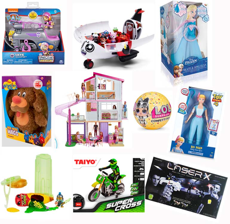 Hurray for the Big W Toy Mania Toy Sale  Shop the Best Toys