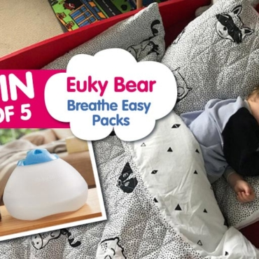 Review: Euky Bear Warm Steam Vaporiser for Colds & Congestion