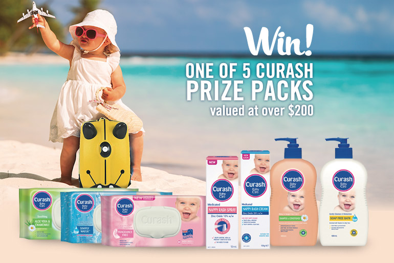 Curash babycare competition