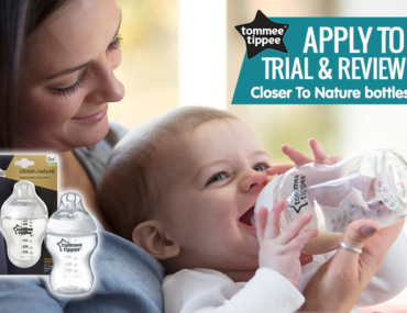 Closer to Nature baby bottles