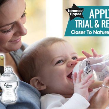 MUMS WANTED to Trial and Review Tommee Tippee Closer to Nature Bottles