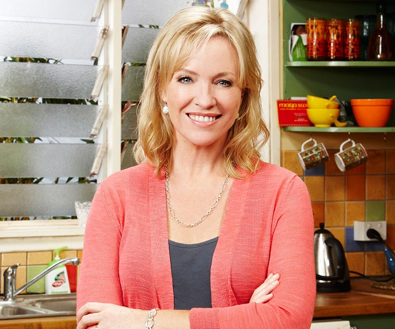 Best mums on TV - Julie Rafter