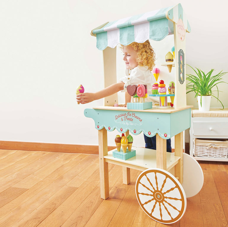 ice cream trolley hot toys 2019