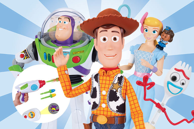 Toy Story 4 Movie