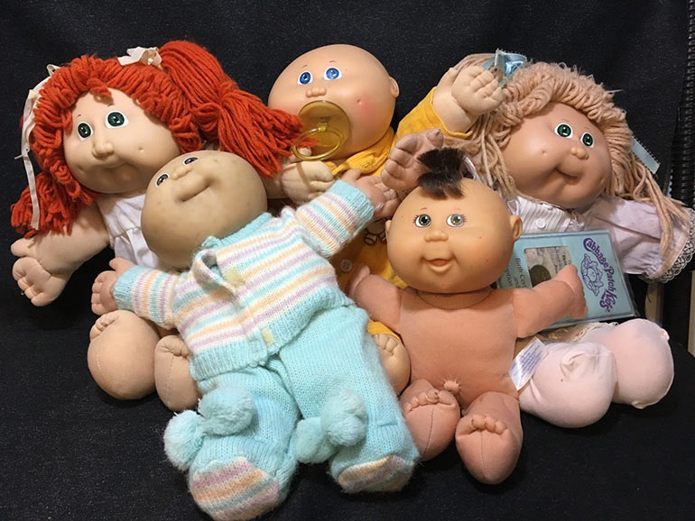Cabbage Patch Dolls rare ebay
