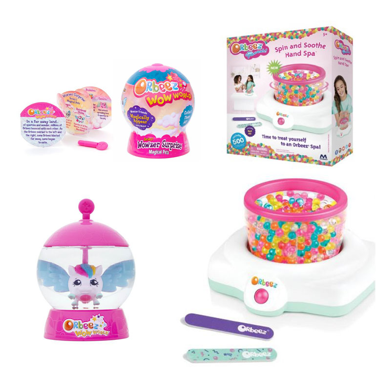Orbeez wowzer surprise and Hand spa | hot Toys for christmas 2019