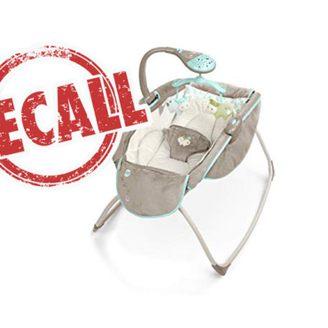 RECALL: 13 Infant Rocking Sleepers Under Various Brands