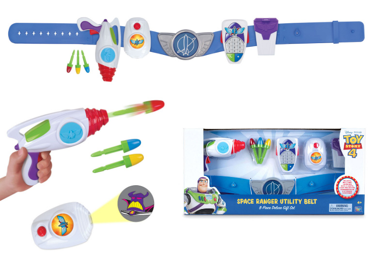 Toy Story 4 toy Buzz belt