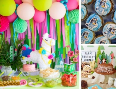kids party themes