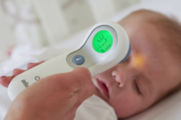 Braun Touchless thermometer