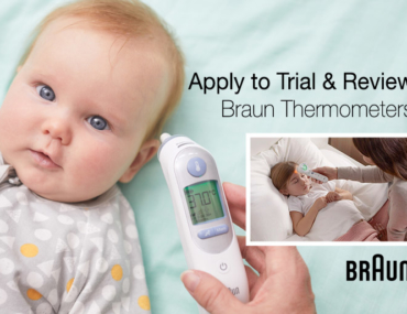 Braun Thermometers trial and review