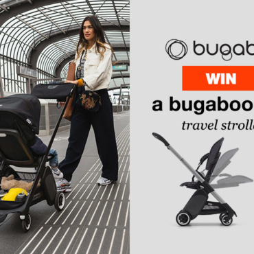 Small Stroller, Big Adventures. Bugaboo Ant is Out and it's Their Smallest Travel Stroller Yet