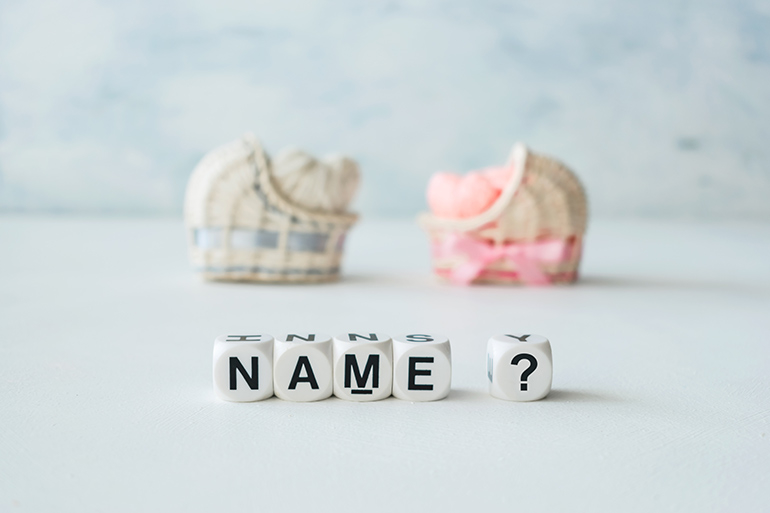 best baby names of all time