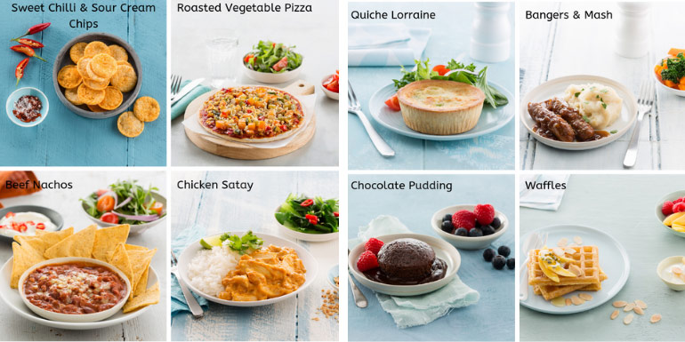 Jenny Craig meals weight loss program