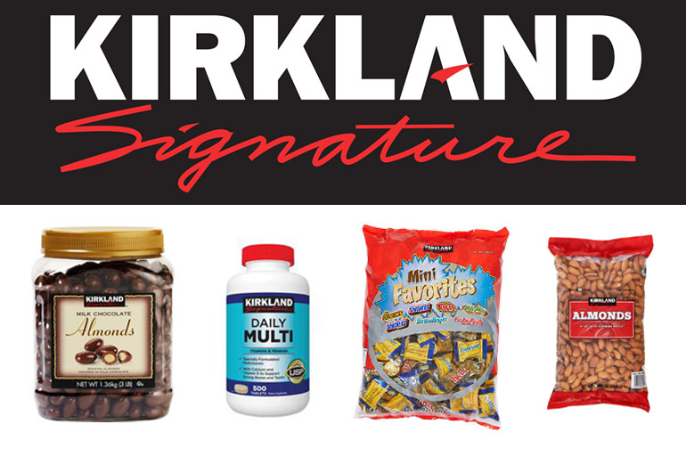 Costco kirkland signature
