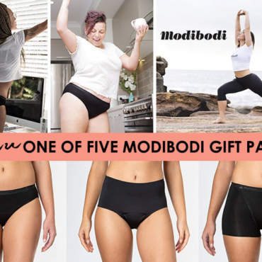 Modibodi Review: Our Mums Tested and LOVED Modibodi Leakproof Undies & Leggings