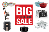 Harris scarfe stocktake sale
