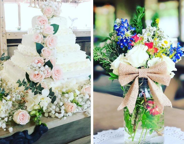costco weddung cake hack