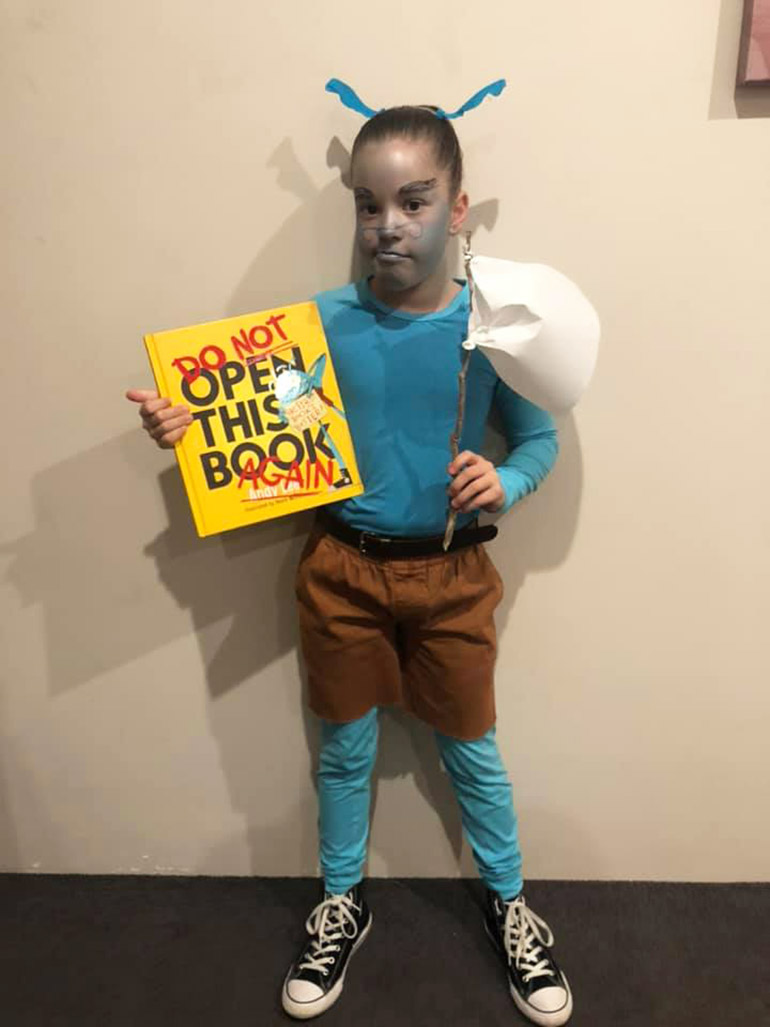 Do Not Open This Book Book Week