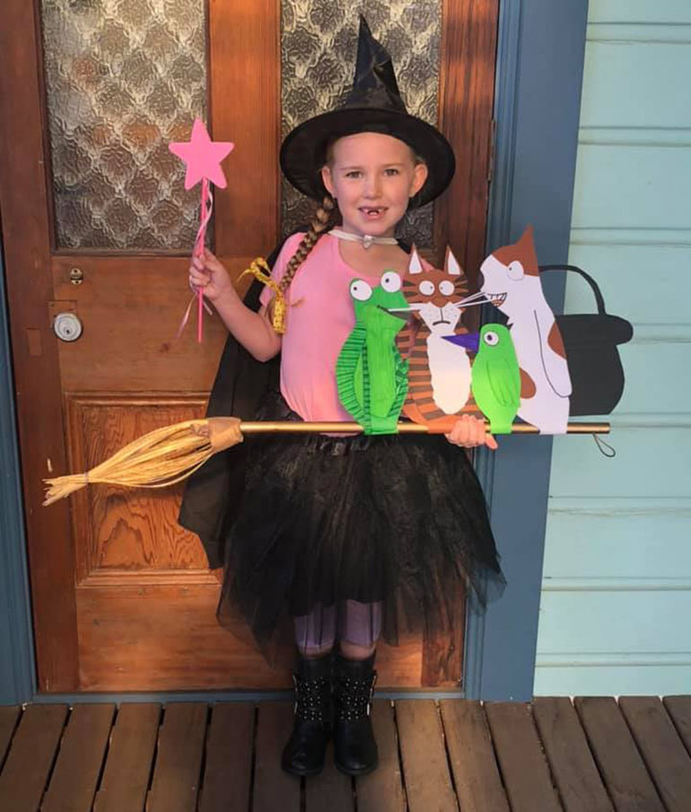 Room on the Broom Book Week