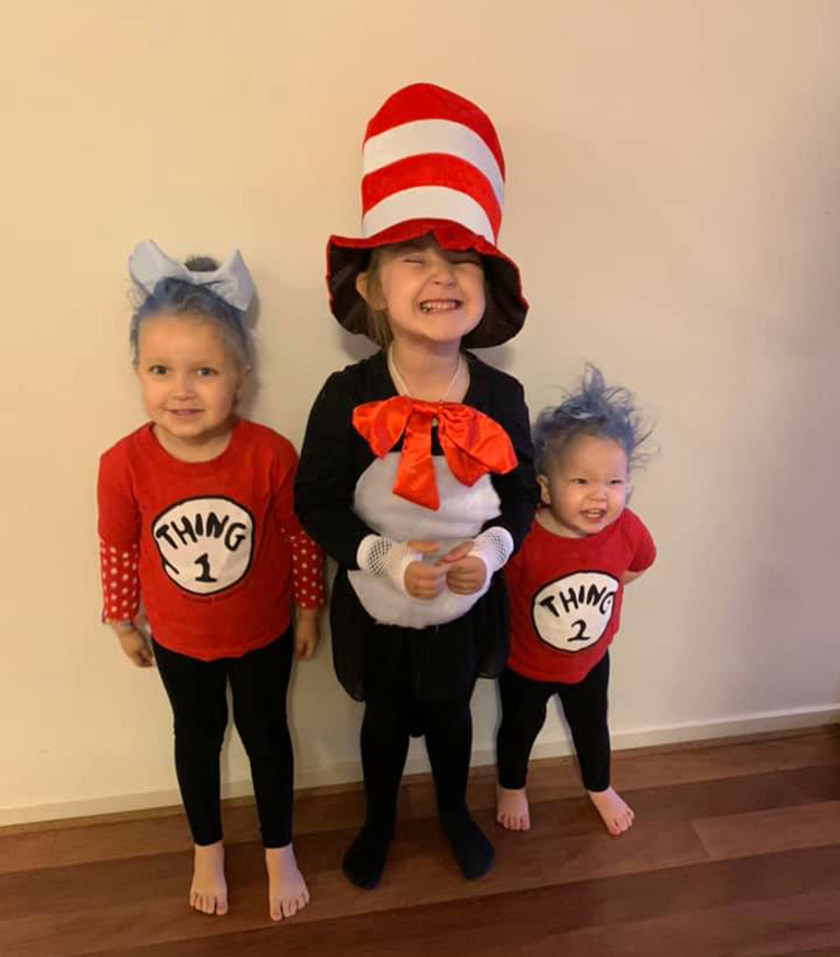 Cat in the Hat book week