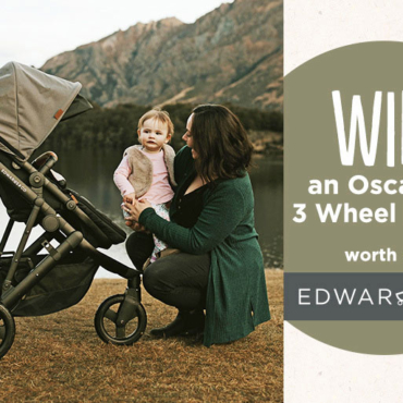 Oh, the Places You'll Go With the Oscar Mx 3 Wheel Buggy