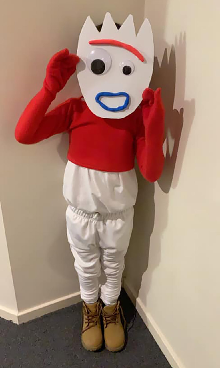 Forky Book Week