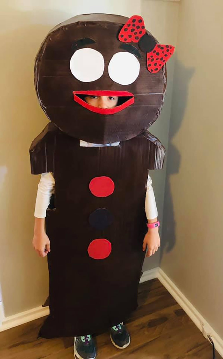 DIY Book Week Costume