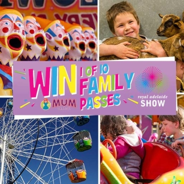 Roll Up, Roll Up! We've Got Tickets to the 2019 Royal Adelaide Show
