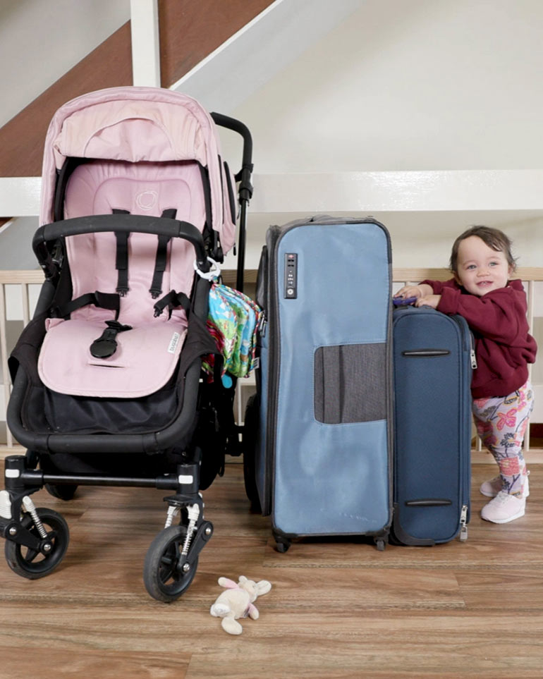 Virgin Australia announced checked baggage for infants