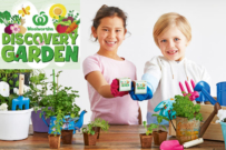 Discovery Garden Collectables, woolworths promotion