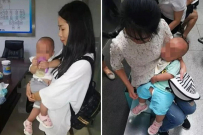 Chinese mum sells newborn twin babies