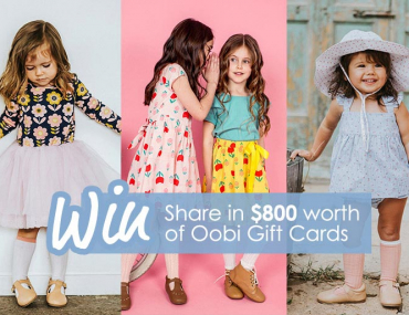 Oobi girls clothing