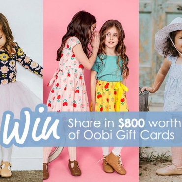Cue the Cute! So Much to Love about Oobi, Ethical Clothing Made for Girls