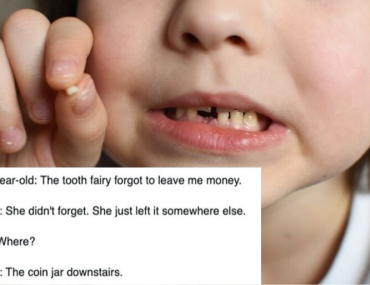 funny tooth fairy fails