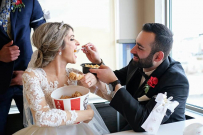 KFC weddings are now a thing