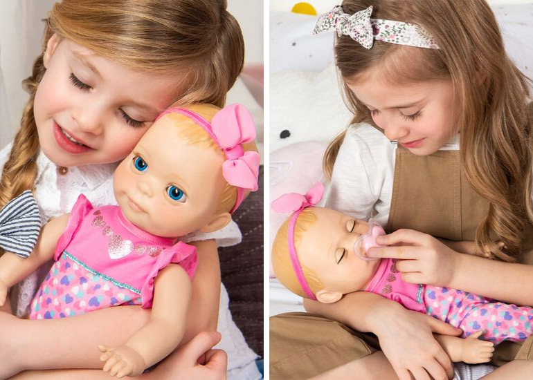 Luvabella doll, toys for school age kids