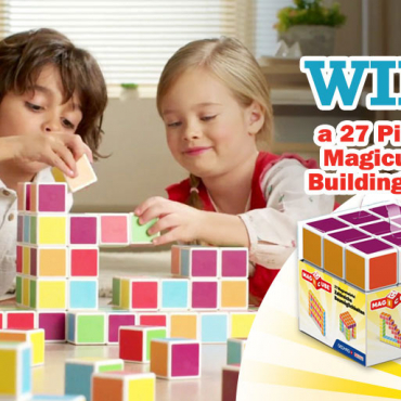 Free Their Creativity with Magnetic Construction Cubes from Magicube