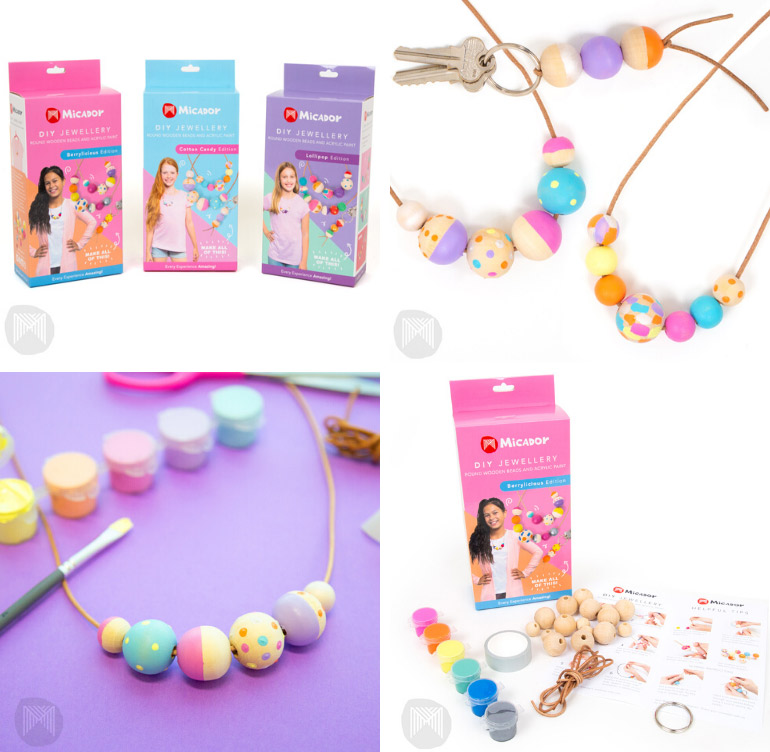 gifts under $50, DIY jewellery kits