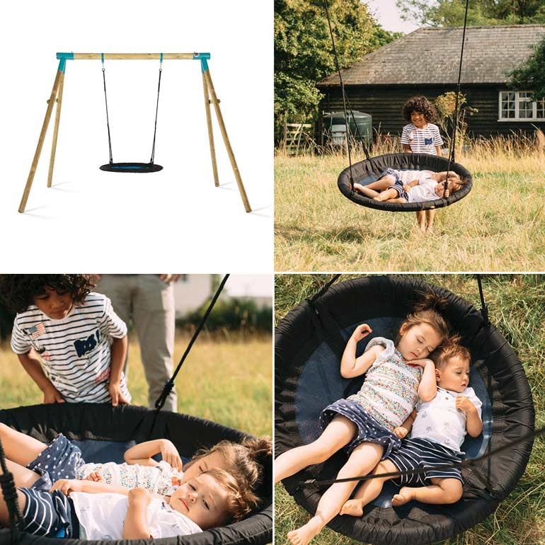 Plum Nest Swing Set- Christmas gifts little kids