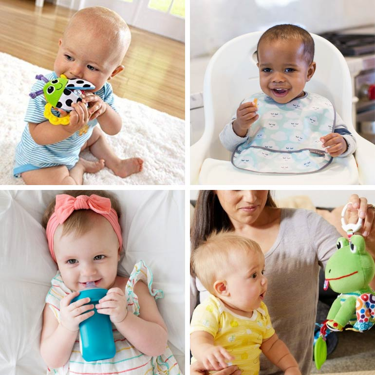 Christmas gifts for babies - TOMY