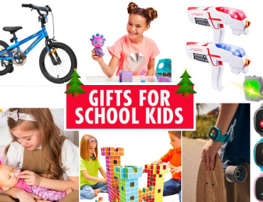 Christmas gifts school kids