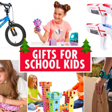 Christmas Gifts Made Easy: 9 Awesome Toys for School Kids