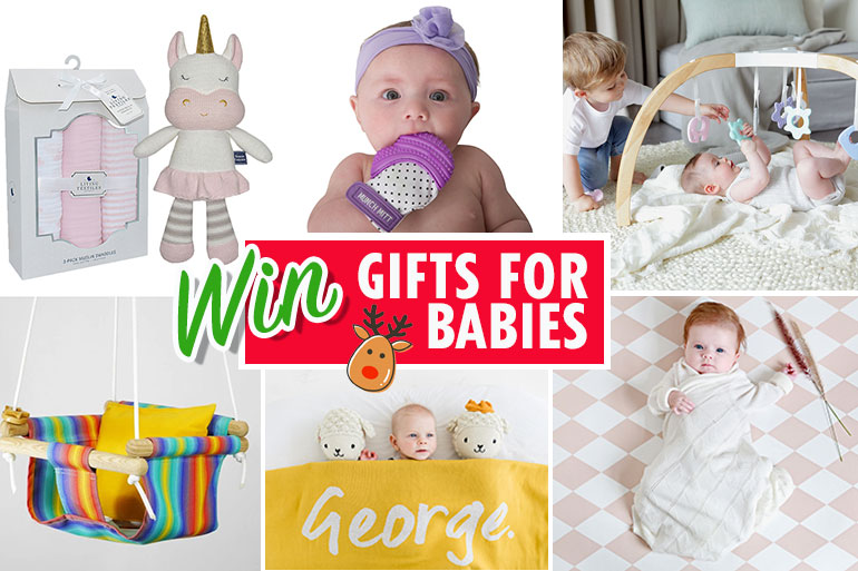 Baby's First Christmas: 9 Useful & Thoughtful Gifts For Babies